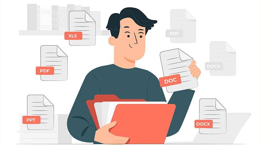 Unir varios archivos PDF en uno solo